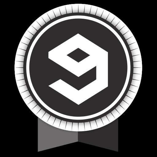 Social, Medias, Round, Ribbons, Gag Icon Free Of Round Ribbon
