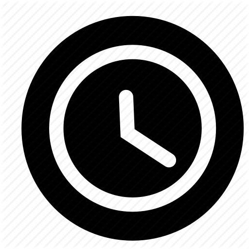 Circle, Clock, Period, Time, Ui, Watch Icon
