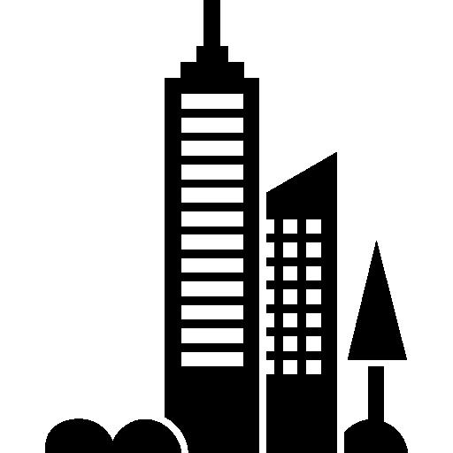 City Set Icon