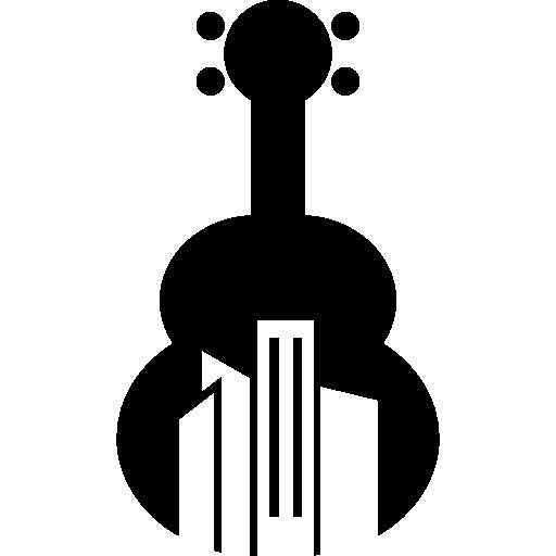 Music City Symbol Icons Free Download