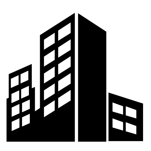 City Town Building Png