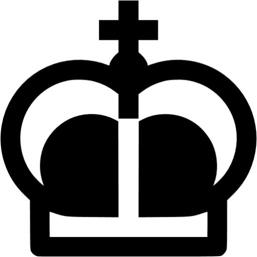 Black Queen Gb Icon