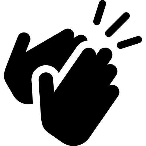 Clapping Hands Icons Free Download