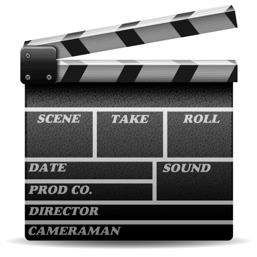 Movie Clapboard Icon Download Free Icons