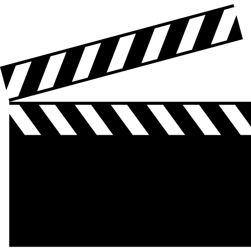 Cinema Clapboard Icons Free Download