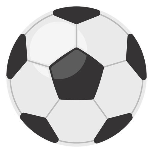 Classic Football Ball Icon