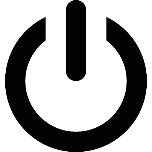 On Off Power Button