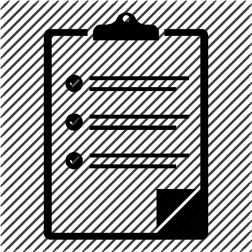 Clipboard Checklist Png