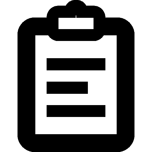 Editing Clipboard Icon Windows Iconset