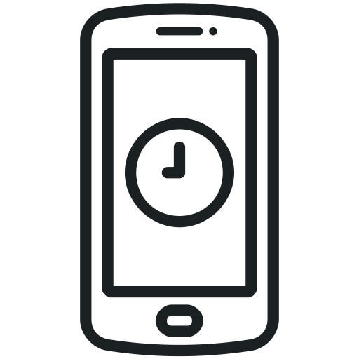 Watch Icon, Alarm, Clock, Timer, Time, Alert, Application Icon