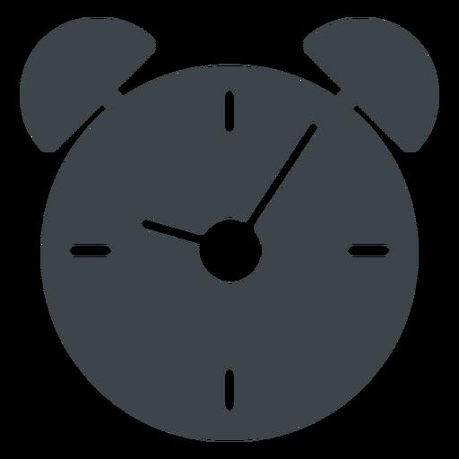Alarm Clock Flat School Icon