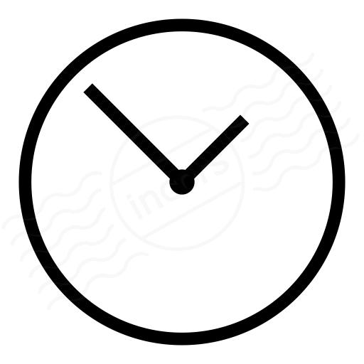 Iconexperience I Collection Clock Icon