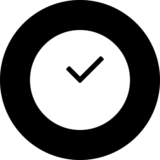 Time Management, Time, Circle, Deadline, Clock Icon