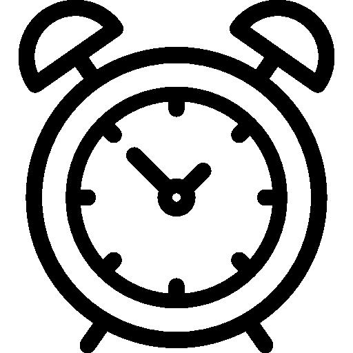 Alarm Clock Icon Miscellaneous Elements Freepik