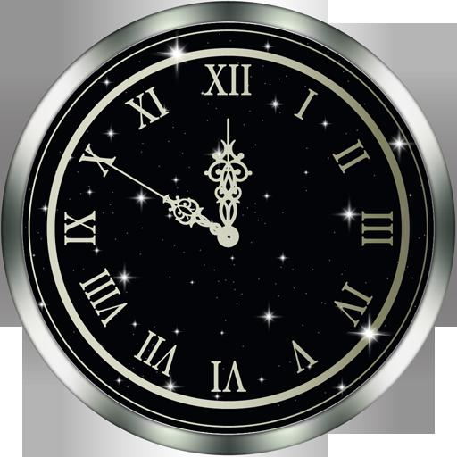 Night Analog Clock Widget Download Apk Para Android Aptoide