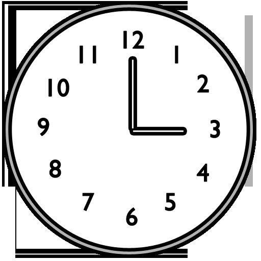 Clock Icon Free
