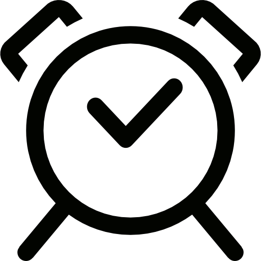 Alarm, Clock Icon Free Of Free Time Management Icons