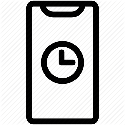 Clock Icon Iphone at GetDrawings com | Free Clock Icon