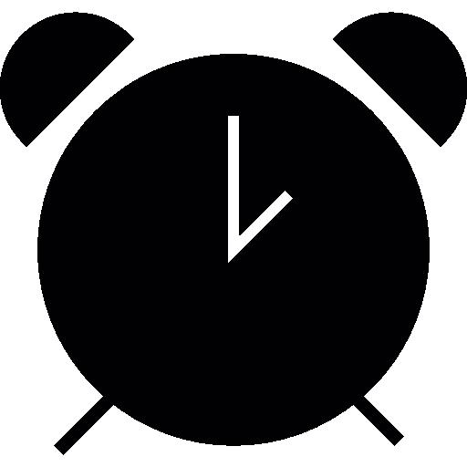 Clock Alarm, Ios Interface Symbol Icons Free Download