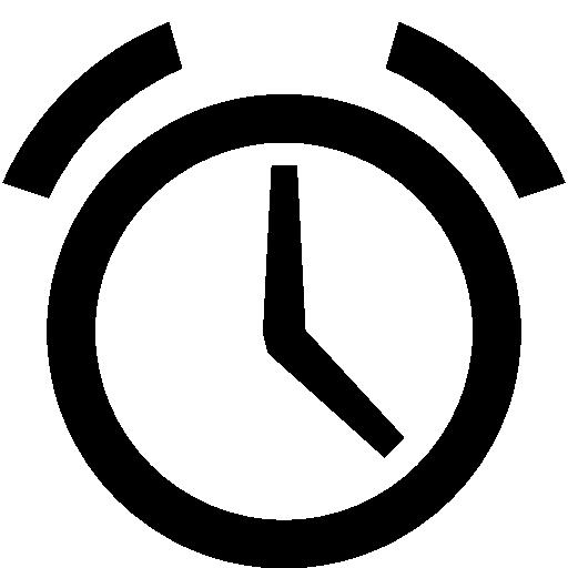 Clock Icon Transparent