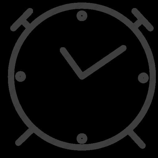 Download Alerttime,alarm,clock,watch Icon Inventicons