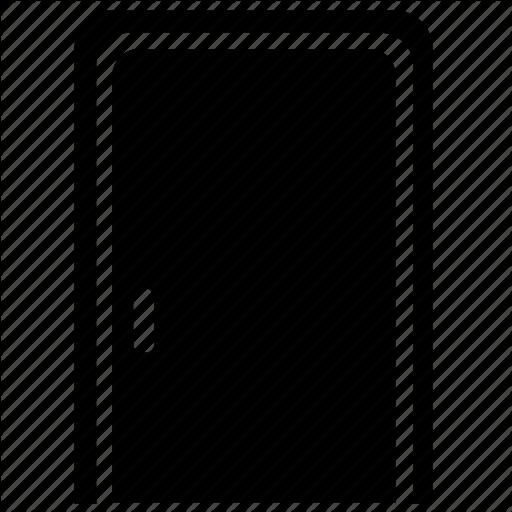 Close Door, Closed, Door Icon