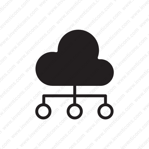 Download Cloud Computing,cloud Computing Icon Inventicons