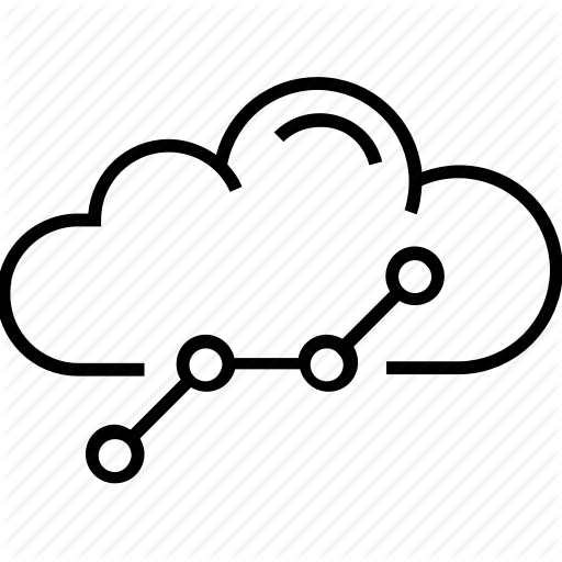 Cloud Data Icon