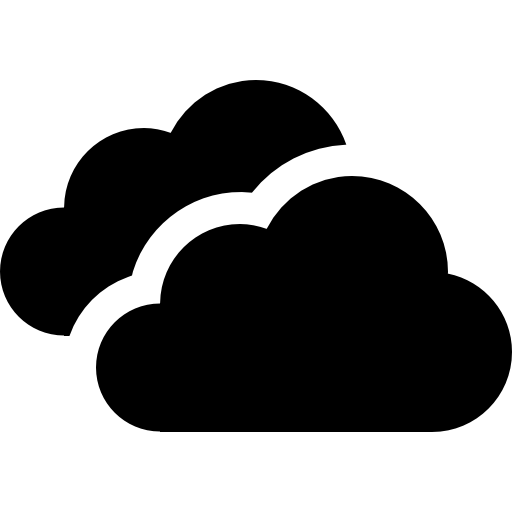 Stormy Clouds Icons Free Download