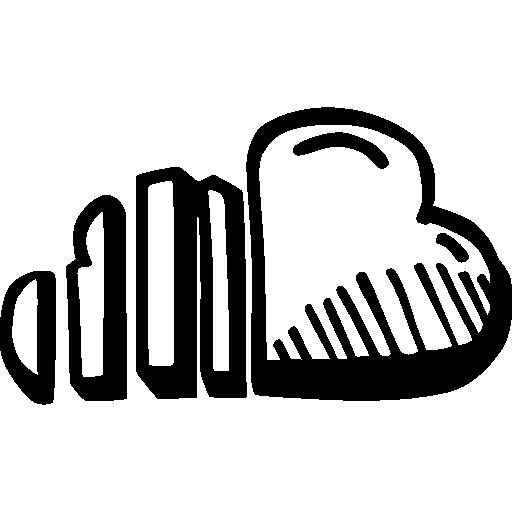 Drawn Cloud Text Png