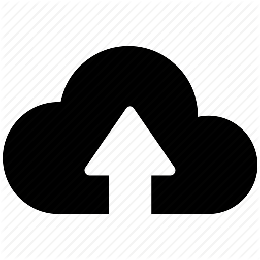 Cloud, Cloud Storage, Cloud Upload, Upload, Upload To Cloud Icon