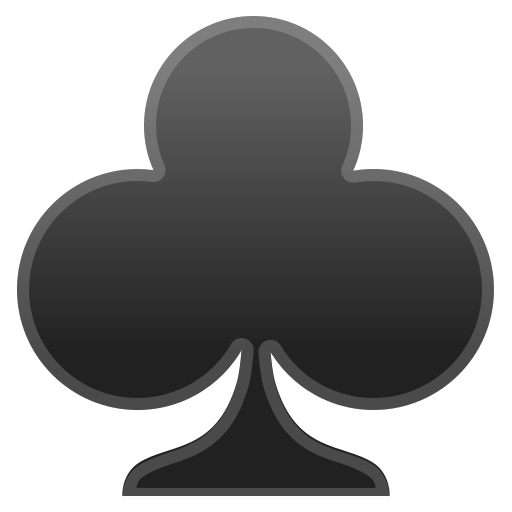 Club, Suit Icon Free Of Noto Emoji Activities