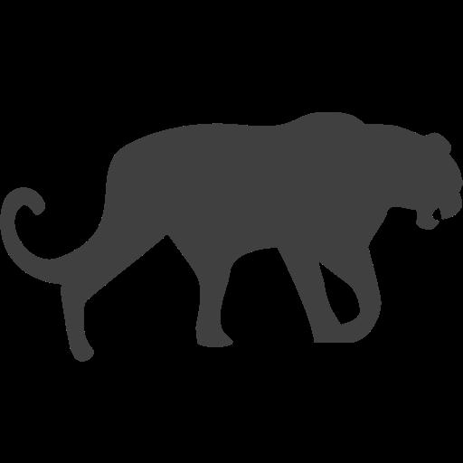 Image Free Panther Icon