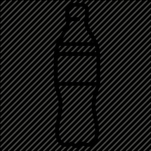 Beverage, Bottle, Coca Cola, Coke, Drink, Soft Drink, Water Icon