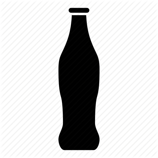 Bottle, Coca Cola, Coke, Drink, Glass, Pepsi Icon