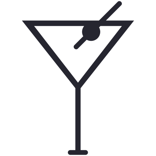 Cocktail, Drink, Glass Icon With Png And Vector Format For Free