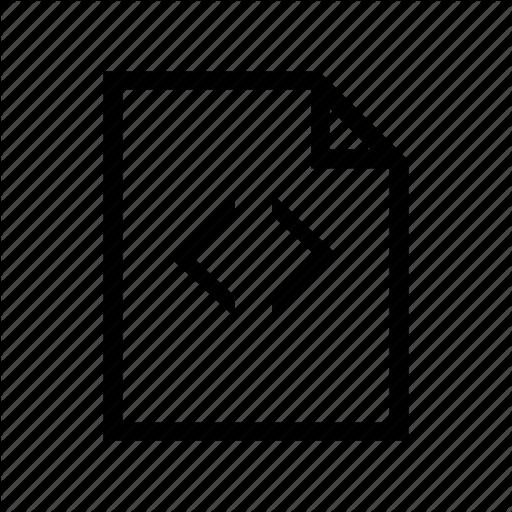 Code, Development, File, Filetype, Html, Programming, Source Code Icon