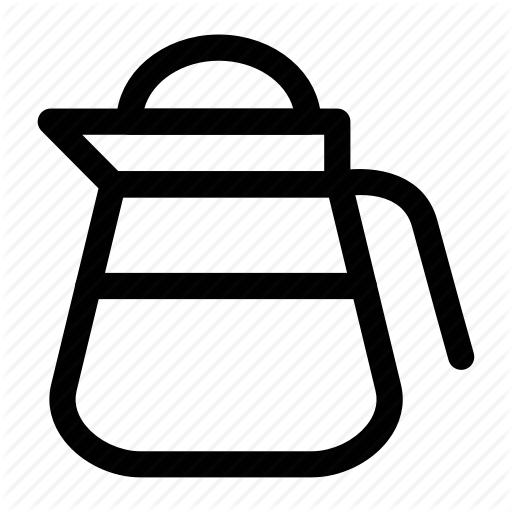 Cafe, Coffee, Coffee Pot, Pot Icon