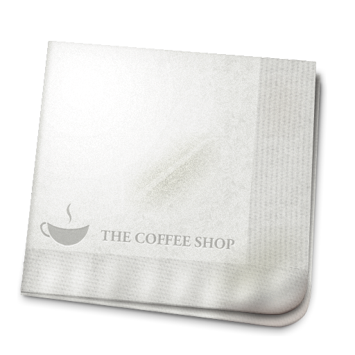 Napkn Coffee Shop Iconset