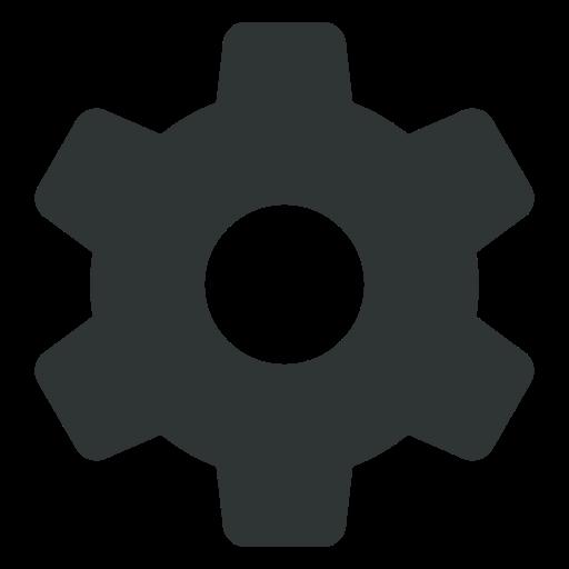 Properties, Cogwheel, Cog Icon
