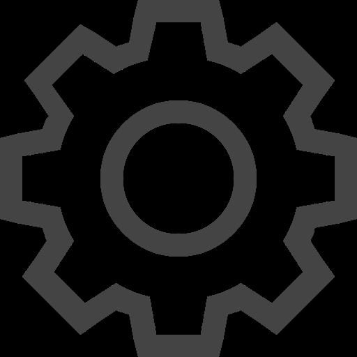 Cogwheel Icon Free Of Vaadns