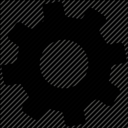 Cog, Cogwheel, Engine, Gear, Settings Icon