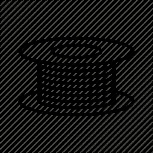 Cigarette, Coil, Vape, Wire Icon