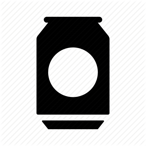 Can, Coke Can, Cola, Drink, Soda, Soda Can Icon
