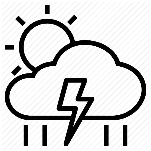 Climate, Cloud, Cold, Forecast, Hot, Warm, Weather Icon