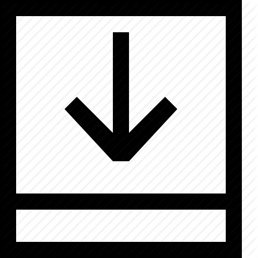 Arrow, Arrows, Collapse, Down, Menu, Web Icon