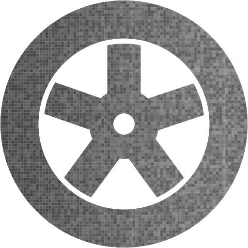 Custom Color Wheel Icon