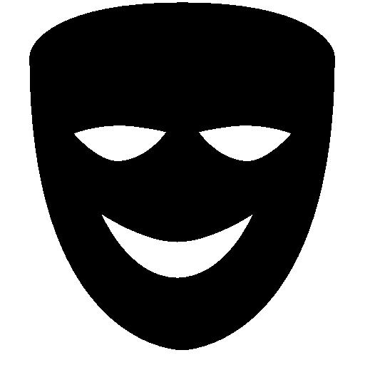 Cinema Comedy Mask Icon Windows Iconset