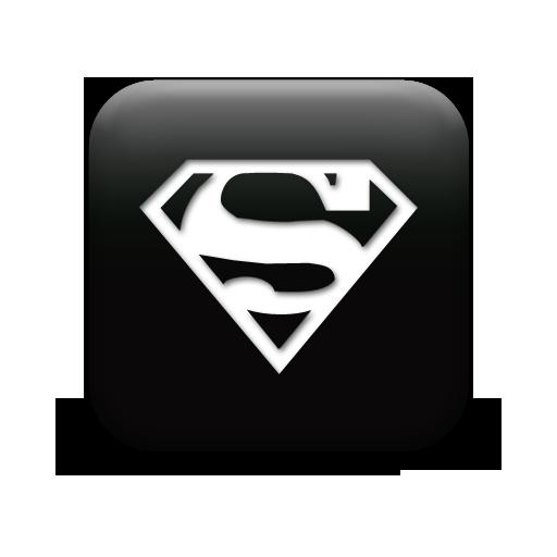 Superman Comic Book Icon
