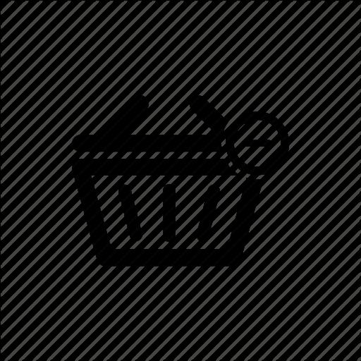 Basket, E Commerce, E Commerce Icon, Shop Icon